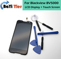 Newest !BlackView BV5000 Touch Screen+LCD Display 100% Screen Digitizer Assembly Replacement For BlackView BV5000 Phone+Tools