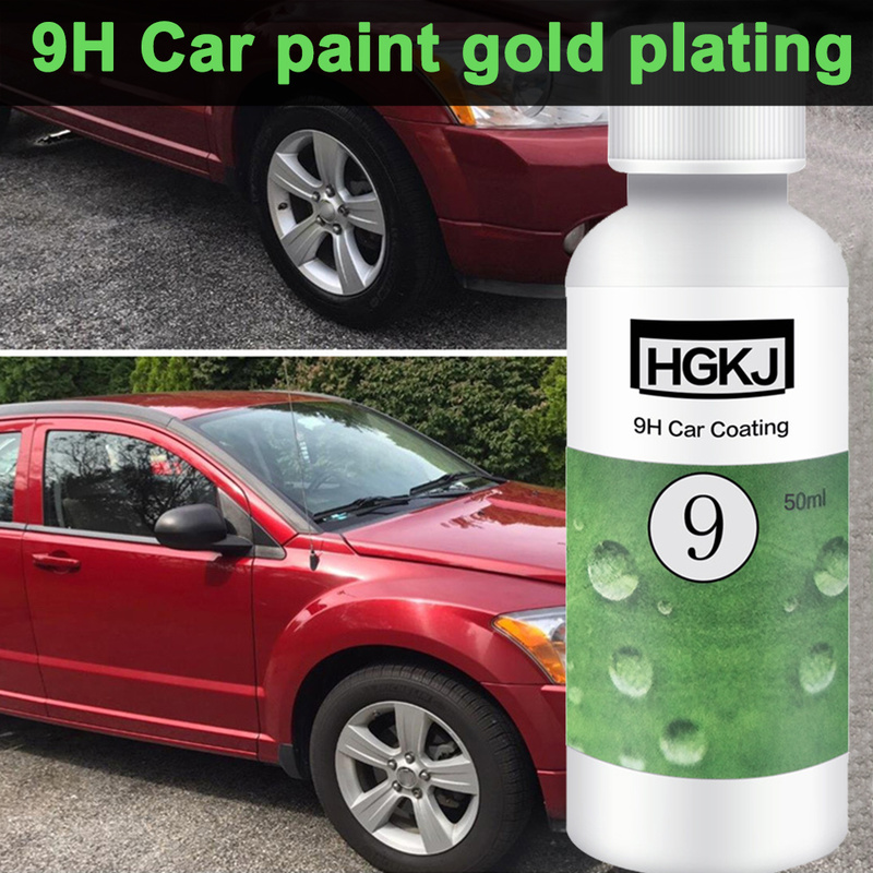 Car-Wax-Tools Liquid Ceramic-Protector Paint-Care Polish Hydrophobic-Glass Nano Car-Coating