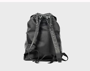 Image 4 - Miękki czarny skórzany męski plecak na laptopa o dużej pojemności Retro męskie plecaki turystyczne wierzchnia warstwa skóry wołowej mężczyzna tornister na co dzień