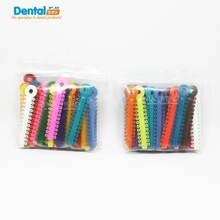 2 упаковки стоматологических материалов смешанные цвета Стоматологические