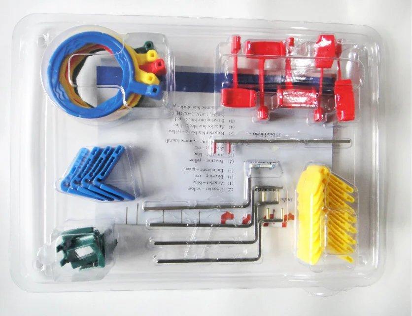 Kit intra-emplacement dentaire, kit de clinique dentaire