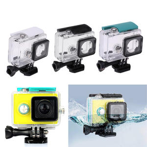 45 M Underwater Diving Waterproof Case for Xiaomi Yi Action camera Protective