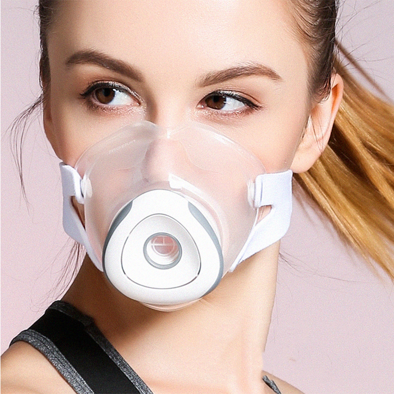 New Respirator Dustproof Breathable Anti-fog PM2.5 Protective Dust Mask FM300/500 Industry Filter Cotton Washable KN90