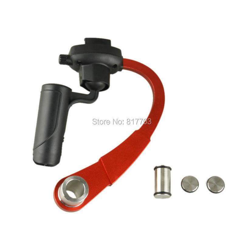 Prix pour Gopro Caméra Vidéo Steadicam Stabilisateur Mini Vidéo droite à main Gopro stabilisateur pour Sj4000 GoPro Hero 4/3/3 plus