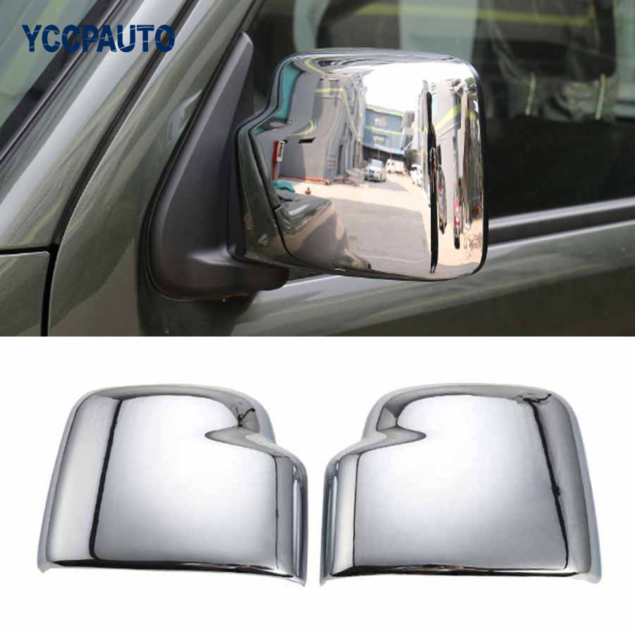 Car Styling for Suzuki Jimny Rear View Mirror Rear-view Backup Decorative Chrome Cover Case Car Accessories Stickers Decoration for peugeot 307 electric car side mirror view mirror outside mirrors manual folding with a decorative cover free shipping