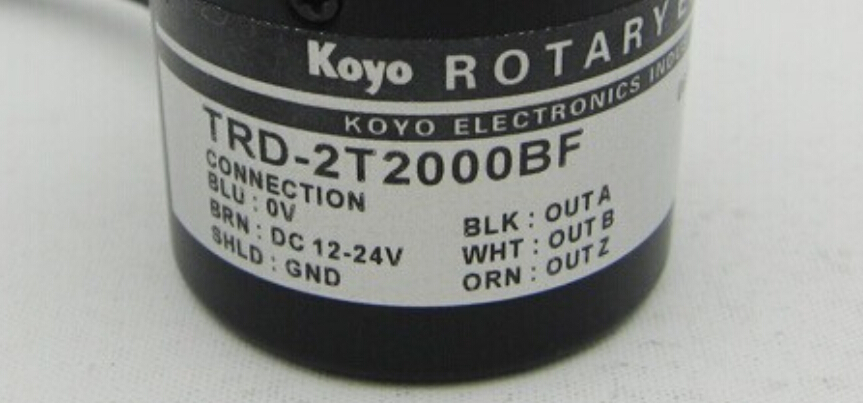цены The new TRD-2T2000BF KOYO rotary encoders