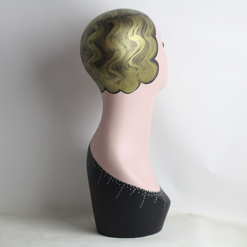 Fibergl Hand Painted Earring Mannequin Head For Jewelry And Hat Display In Mannequins From Home Garden On Aliexpress Alibaba Group