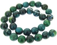 Unique Pearls jewellery Store 14mm Round Jasper Gemstone Loose Beads One Full Strand 15inches DIY Jewelry LC3 0192