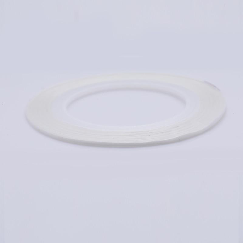 2 мм матовый блеск для ногтей, Чередование ленты линия разноцветные, для ногтей инструмент для укладки волос Стикеры наклейка DIY украшения для ногтей - Цвет: 17