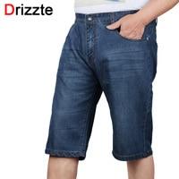 Drizzte Brand MenS 40 42 44 46 48 50 52 Plus Size Fashion Jeans Shorts Trendy