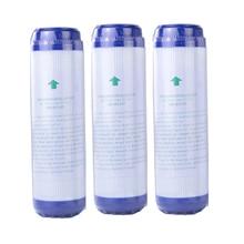Sostituzione UDF del depuratore di acqua del depuratore della sostituzione della cartuccia del filtro da acqua del blocco del carbone attivo GAC da 3 pollici 10 pollici