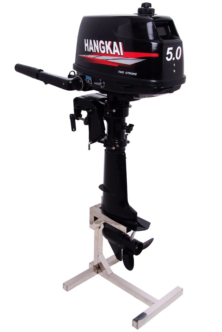 2017 new original hangkai 2 stroke outboard motor gasolina for New outboard boat motors