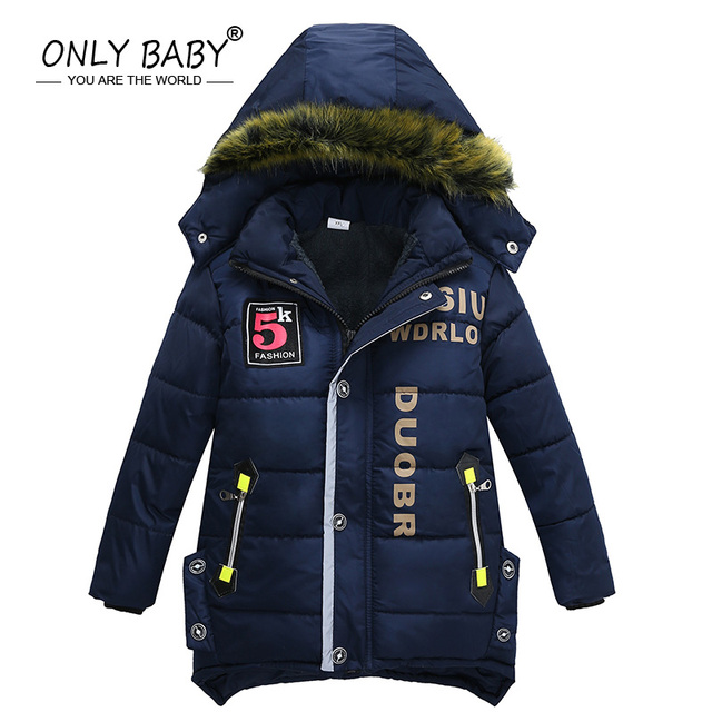 207be790b Kids Winter Overalls Jacket Children s Down Jacket Boys Clothes Snow ...
