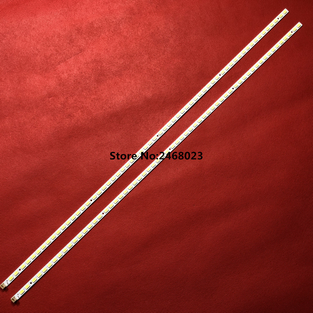 2piece/lot For Chang hong Led37880ix LCD backlit lamp Strip 73.37T07.003-0-CS1 screen T370hw05 1PCS= 60LED 478MM