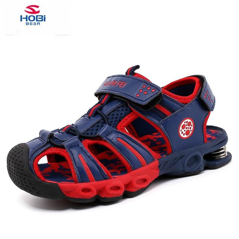 2018 New summer children beach sandals boys fashion kids shoes for non-slip sandalias infant girls shoes brand boy shoes kids