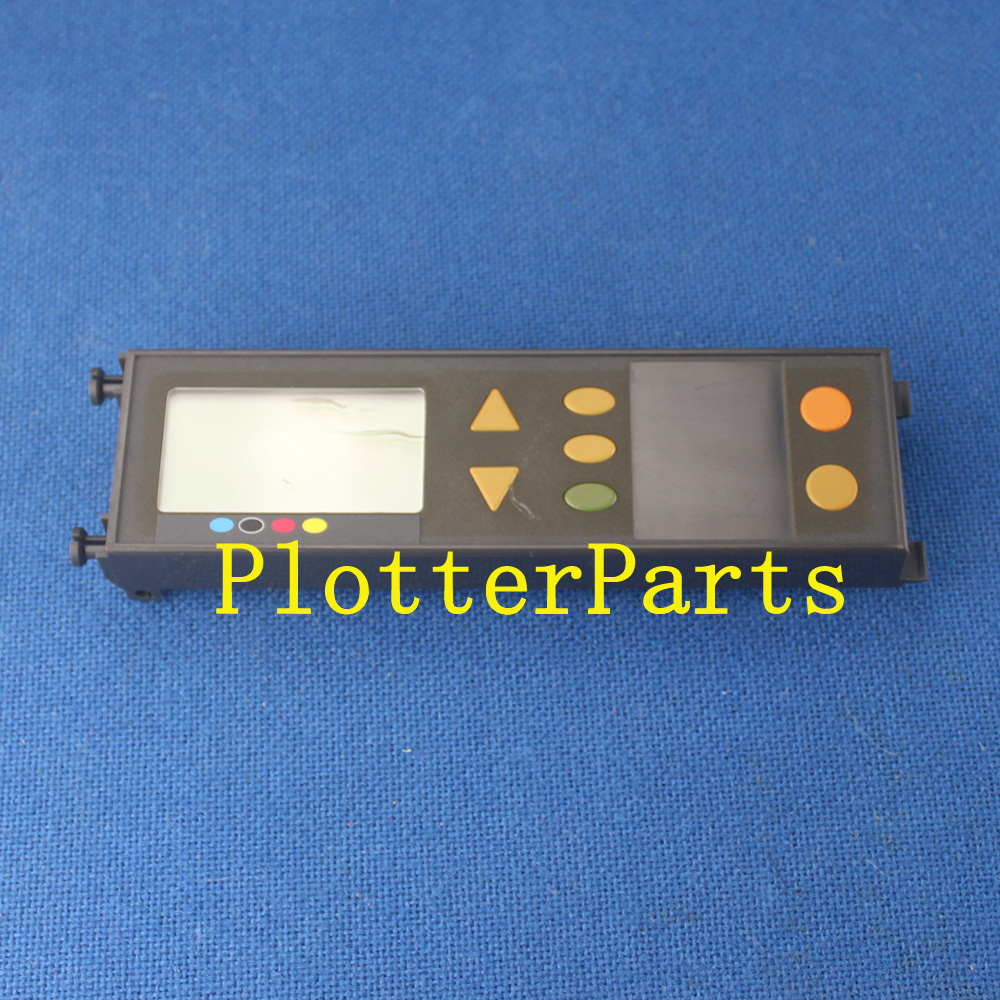 C7769-60382 C7769-60161 Control panel assembly for HP Designjet 500 800 815 820 used