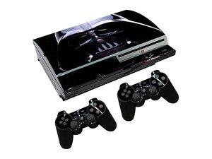 Image 5 - 조커 비닐 스킨 PS3 지방 콘솔 스티커 커버 플레이 스테이션 3 지방 컨트롤러 Controle Gamepad Mando Decal