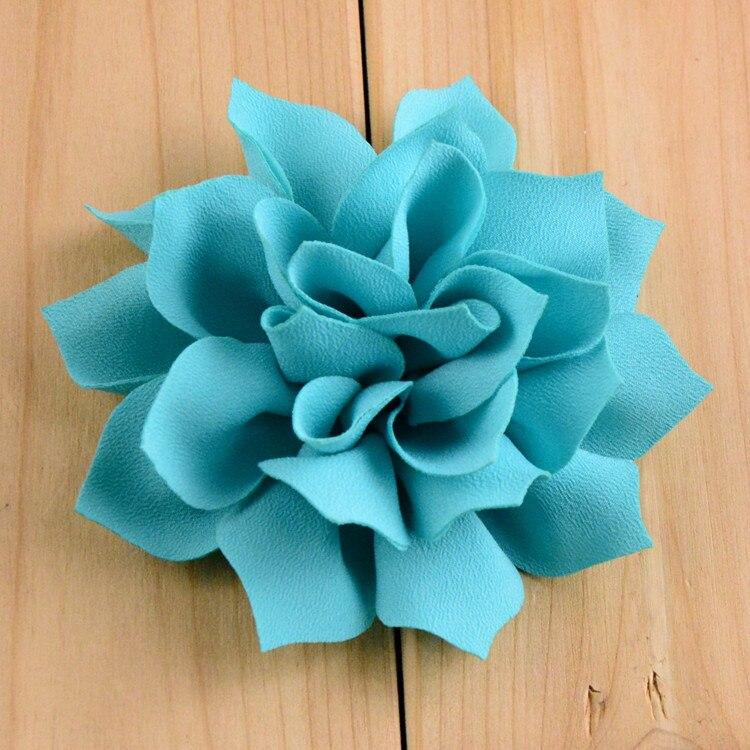 20pcs Lot 13 Color Cheap 3 15 Quot Diy Fabric Flowers For