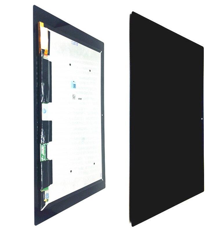 Véritable écran d'affichage à cristaux liquides noir pour Xperia tablette Z2 SGP511 SGP512 SGP521 SGP541 assemblée de numériseur d'écran tactile