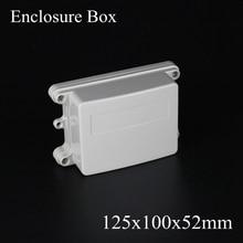125*100*52 мм IP66 ABS Водонепроницаемый электронный корпус проект коробка Распределения переключатель junction outlet чехол 125 х 100 х 52 мм