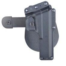 Tactical Hunting Rotating Right Hand Pistol airsoftsports gun Holster For Glock 17 18