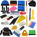 Car Wrapping Installatie Gereedschap Kit Vinyl Wrap Bag Zuigmond Scheermes Handschoen Magneten