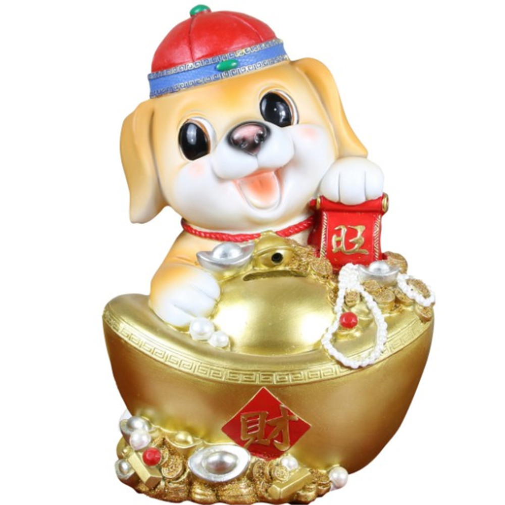 The Dog Mascot New Year Decorations Home Furnishing Living ...