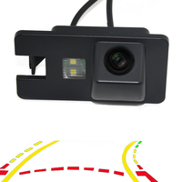 Intelligent Dynamic Trajectory Tracks Car Parking Assistance Reversing Backup Rear View Camera For Great Wall Hover H3 H5 Haval