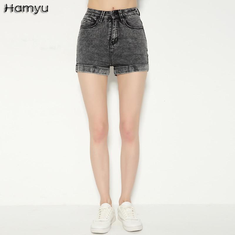 Online Get Cheap High Waisted Shorts Jeans -Aliexpress.com ...