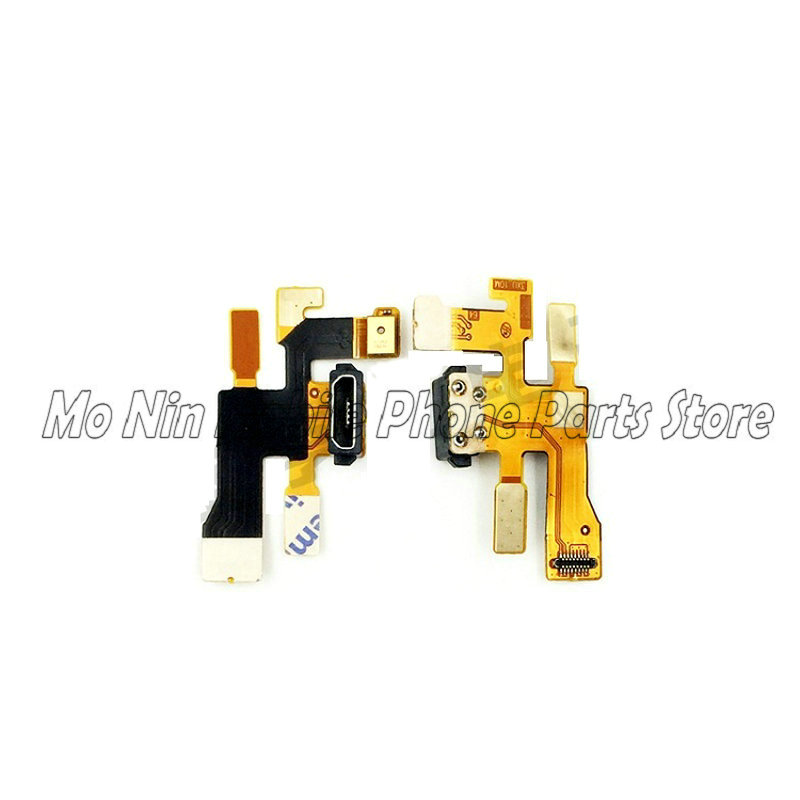 New Micro <font><b>USB</b></font> Connector Microphone Charging <font><b>Port</b></font> Flex Cable For <font><b>Nokia</b></font> <font><b>Lumia</b></font> <font><b>1020</b></font> 909 <font><b>USB</b></font> Charge Charging <font><b>Port</b></font> Dock Connector image