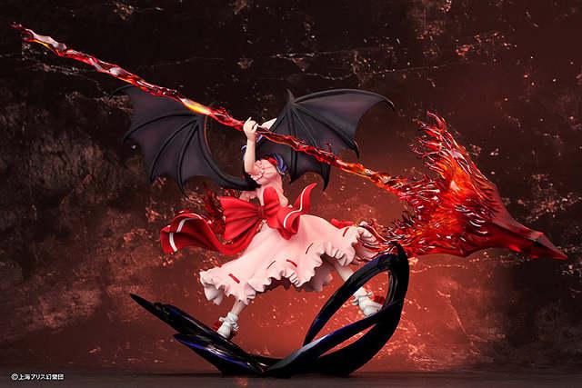 remilia scarlet gungnir