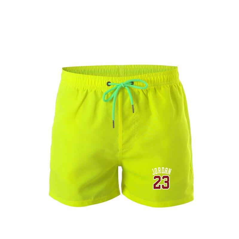 Gehorsam 2019 Sommer Neue Männer Shorts Jordan 23 Brief Druck Casual Fashion Casual Hosen Jogginghose Männer Fitness Kordelzug Shorts Mit Einem LangjäHrigen Ruf