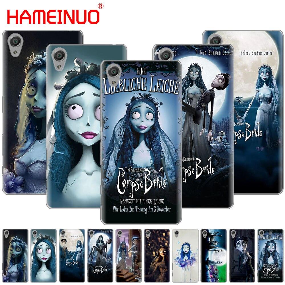 Hameinuo Corpse Bride Cover Phone Case For Sony Xperia C6 Xa1 Xa2 Xa Ultra X Xp L1 L2 X Xz1 Compact Xr/xz Premium Cellphones & Telecommunications