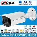 IPC HFW4631H ZSA 6MP IPC Dahua caméra IP intégré Micro fente pour carte SD 2.7 13.5mm 5X Zoom VF objectif PoE WDR caméra de vidéosurveillance