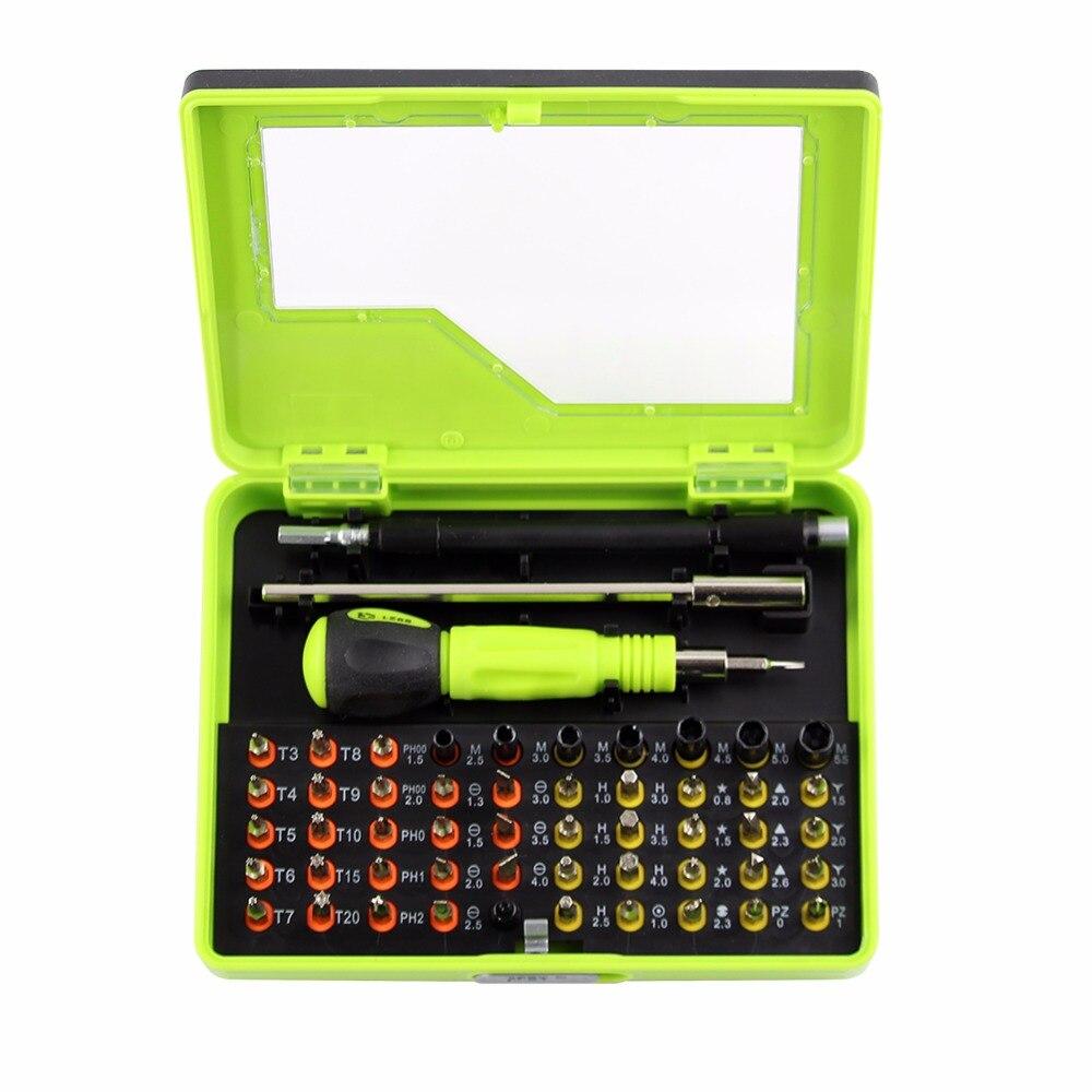 53in1 torx screwdriver multi bit repair tools kit for pc