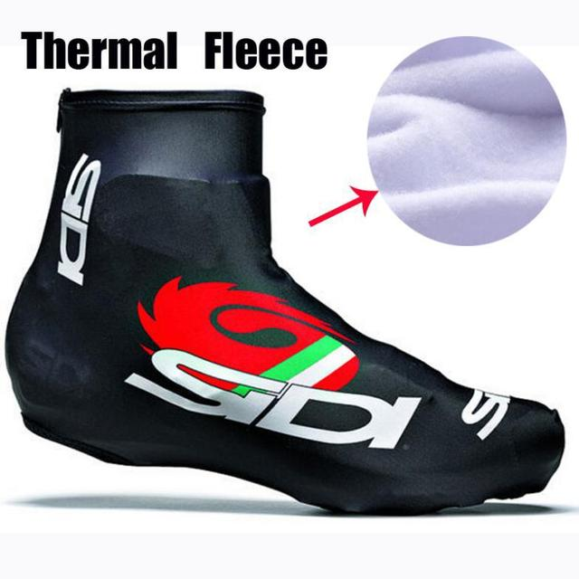 Mtb Team Winter Bike Bicycle Shoe Cubre Cover On Warm 59cycling Coversuper Zapatillas Fleece Us13 Thermal Sport Ciclismo N0wkZ8nPOX