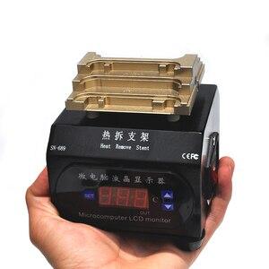 Image 5 - Novecel 220v液晶フレーム分離手動操作機ホットプレート分離するフレームiphone 6 グラムに × xs xr 11 11pro最大