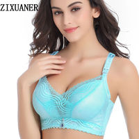 Sexy Lingerie Nursing Bras Larger Sizes For Pregnant Woman Wire Free Lace Push Up Suckling Breastfeeding