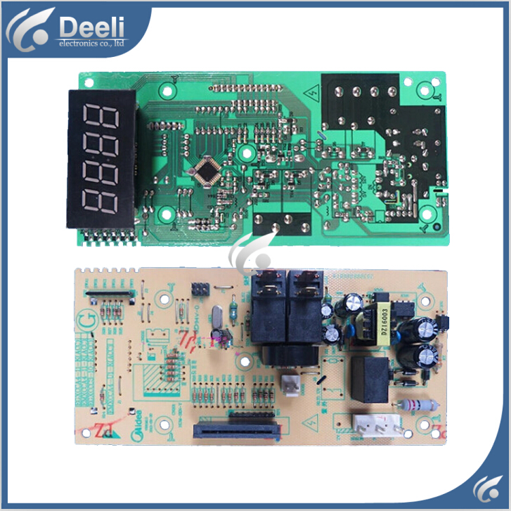 Free shipping 95% New original for Midea Microwave Oven computer board EGXCCA2-03-R EGXCCA4-03-R mainboard on sale microwave oven parts used quality computer control board egxcca4 01 k egxcca4 06 k emxccbe 06 k