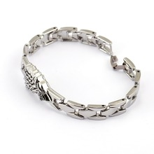 Game of Thrones Stark Wolf Bracelet
