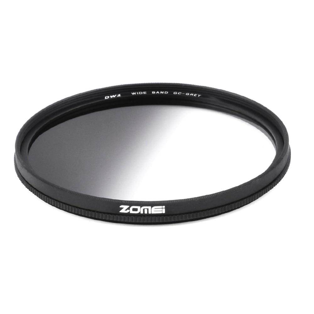 Zomei Super Slim Leichte Absolvierte Grau Neutral Density ND Optische Filter Für Kamera 49mm 52mm 58mm 67mm 72mm 77mm