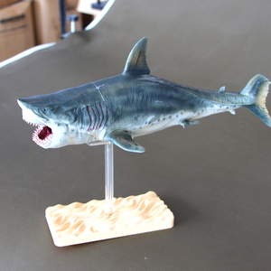 Image 5 - Pnso Oude Marine Llife Megalodon Movie De Meg Archetype 32 Cm 1:35