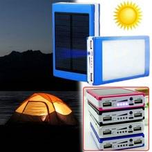 Dual USB LED PCBA Circuito Pannello di Energia solare Casa FAI DA TE Pannello Solare Della Banca di Potere 18650 Batteria FAI DA TE Casa Caricatore Portatile