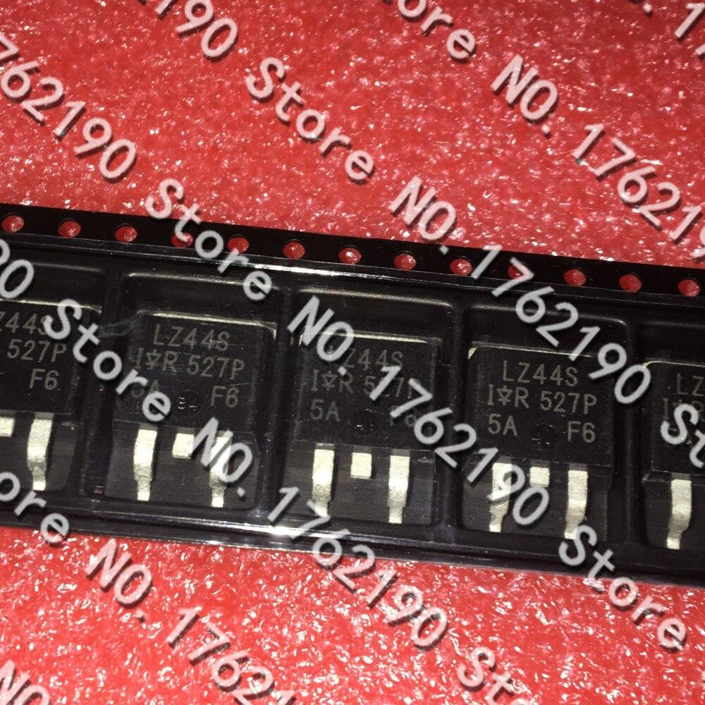 10PCS/LOT IRLZ44S LZ44S TO-263 MOS field effect transistor