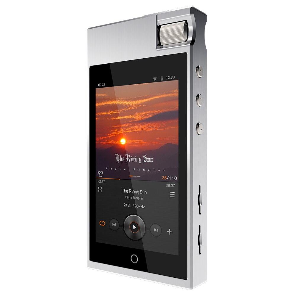 CAYIN N5iiS N5IIS Android basé maître lecteur de musique numérique sans perte Audio 2 GB RAM 64 GB mémoire 2.5mm équilibré ESS9018K2M DAC-in Lecteur MP3 from Electronique    3