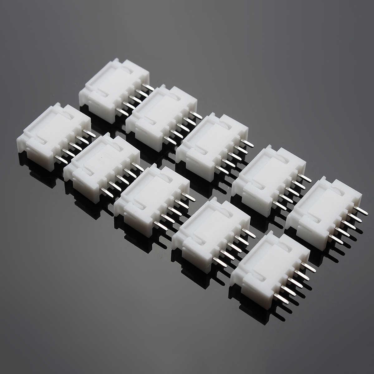 10 шт./компл. 4S 5 Pin 2,54 мм LiPo Батарея баланс разъем Корпус модель