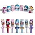 Plastic Doll Toy Bouquet Doraemon Bouquets Cartoon Dolls Valentine Graduation Gift Action & Toy Figures TM0026