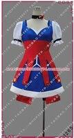 IXION SAGA DT Mariandale Cosplay Costume
