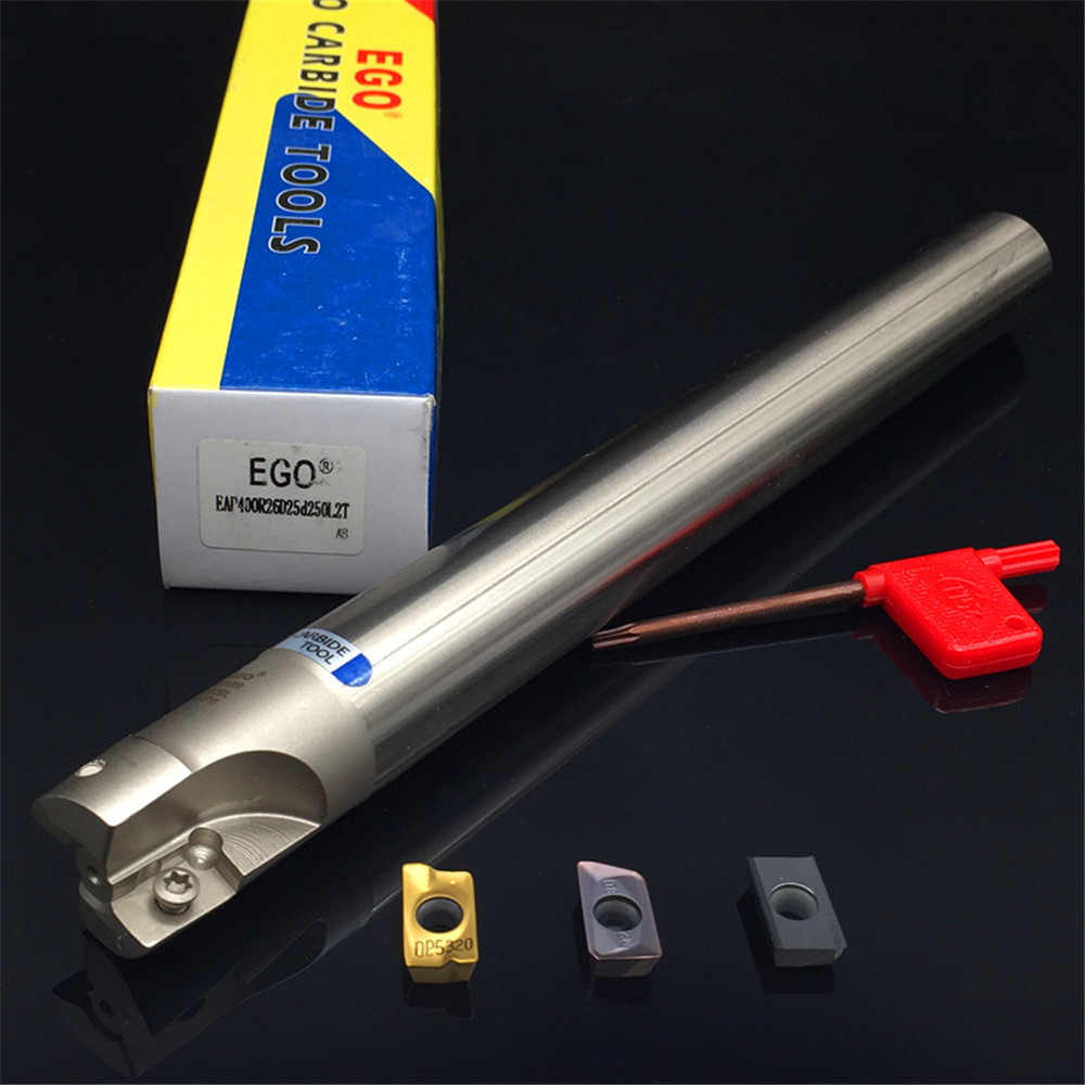 Milling cutter holder EAP400R26D25d250L2T flat end mills face milling cutter apmt1604 bap400r tap400r