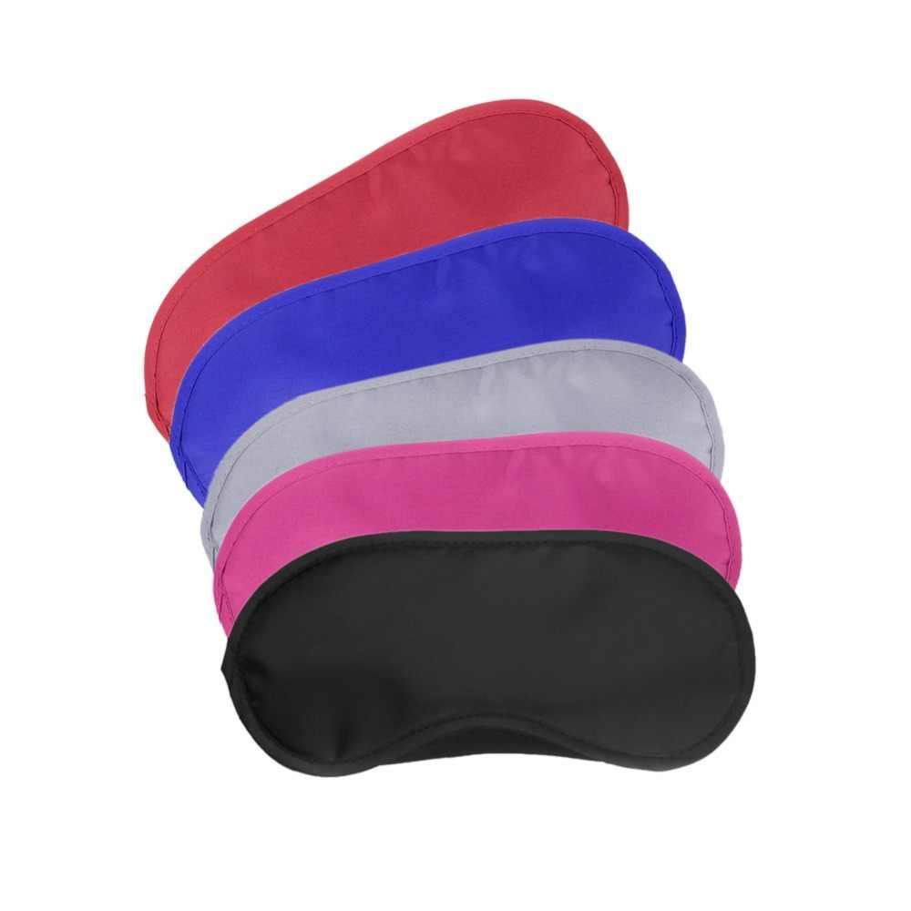 5 renkler Seyahat Uyku Istirahat Uyku Yardım Maskesi göz bandı Kapağı Konfor Körü Körüne Kalkan Sıcak!